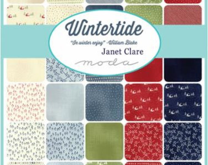 Wintertide by Janet Clare - 31 x FQ Bundle