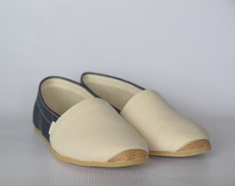 Mens Slippers cowhide