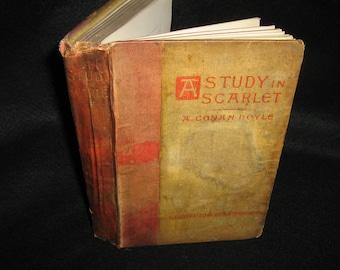 Sherlock Holmes Third Edition A Study in Scarlet 1891