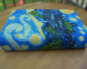 Big Book Cover - AA - Starry Night