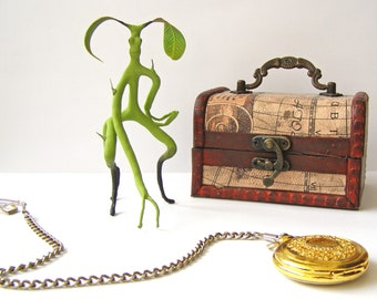 Pickett the Bowtruckle from Fantastic Beasts and Where to Find Them