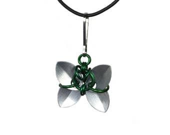 Butterfly Fairy Zipper Pull Charm