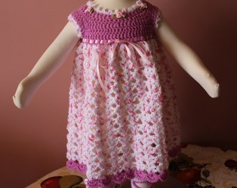 Baby Girls Dress,Hat & Shoes