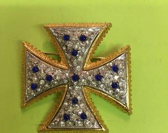Hattie Carnegie Vintage Brooch