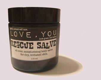 Rescue Salve - All Over Moisturizing Salve