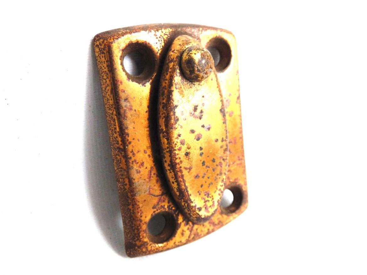 Schlüsselloch-Abdeckung, Abdeckung, Rosette Platte, Dreh ...