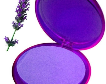 Paper soaps on the Go, lavender