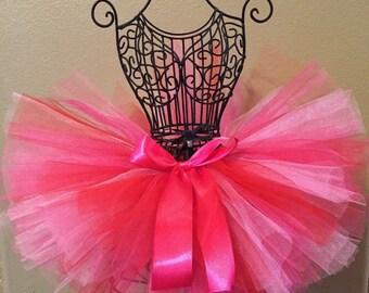 Valentine Tutu, Pink and Red Tutu, Baby Tutu, Infant Tutu, Toddler Tutu, Newborn Tutu, Pink Tutu, Red Tutu, Holiday Tutu, Birthday Tutu