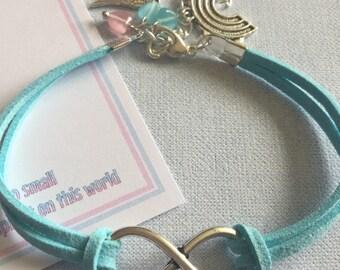 Pregnancy & Baby Loss Awareness Bracelet, SIDS Awareness Bracelet, Miscarriage Bracelet