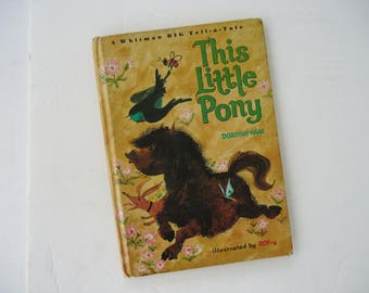 This Little Pony Book 1967