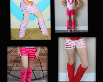 Made To Match Leg Warmers