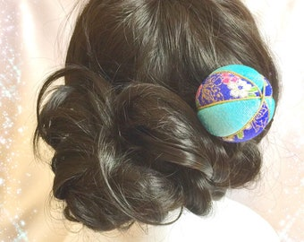 "Japanese hair jewelry ""Japanese ball"""