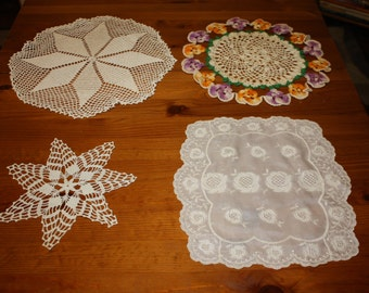 Variety Pack of Doilies
