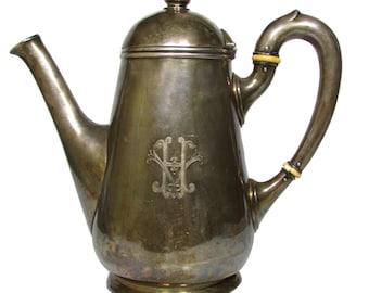 Antique teapot in Sheffield Broggi Milan
