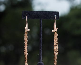 Birds Of Love Earrings