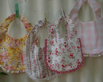 Baby Bibs pattern Stitchery sewing craft