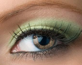 """Green Eyeshadow - """"Pistachio"""" - Vegan Mineral Makeup"""
