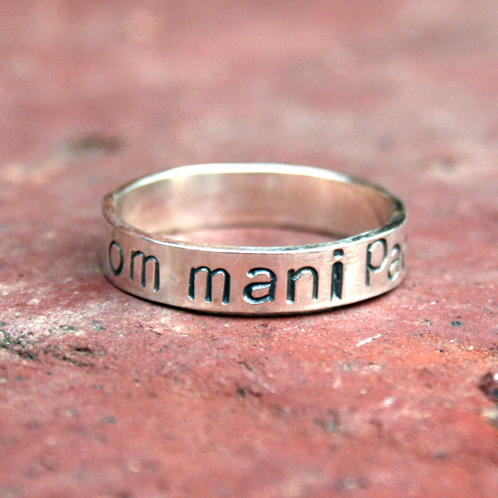 Personalized Jewelry Personalized Sterling Silver Message