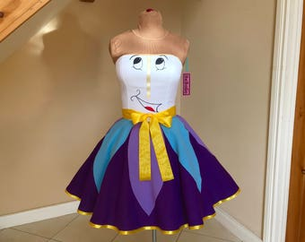 Inspired by Chip cosplay dress,chip costume