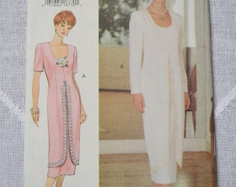 Butterick Pattern 3284 Uncut Misses Dress Size 18 20 22 Sewing Supplies PanchosPorch