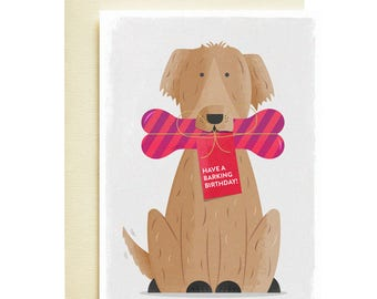 Have A Barking Birthday Greeting Card