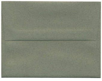 50 A6 Evergreen sage envelopes