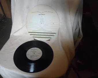"""Vintage Motorola A Musical Adventure In Stereo Hi-Fi 10"""" Lp 33 1/3 Record, collectable"""