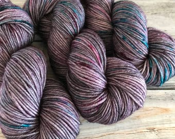 Journey Worsted in Funny Business by Skeinny Dipping Yarn