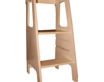 Montessori Learning Tower-Quick delivery-learning tower-Montessori Stool