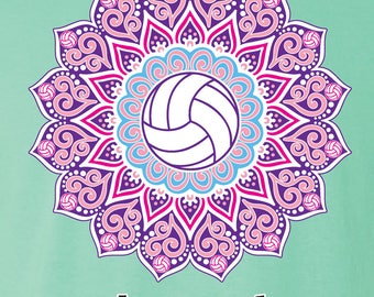 My Happy Place - Volleyball T-shirt