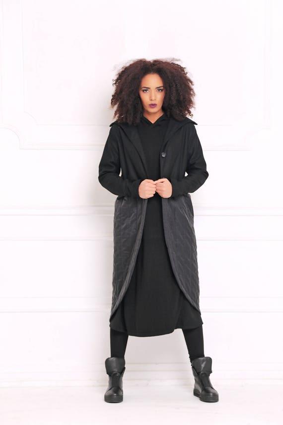 Coat Coat Warm Black Coat Clothing Plus Size Clothing Trendy Coat Winter Coat A3070 Coat Coat Gothic Maxi Women Bohemian Oversized Uqwzp5xaw