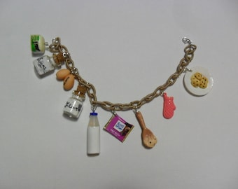 Greedy bracelet recipe