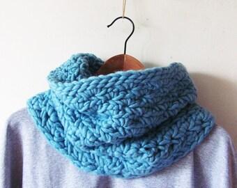 Chill Cowl Crochet Pattern PDF