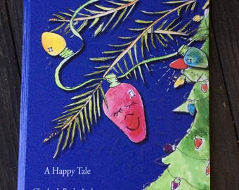 The Little Dark Christmas | Charles J Burk, Author | Carolyn Altman, Illustrator | A Happy Christmas Tale