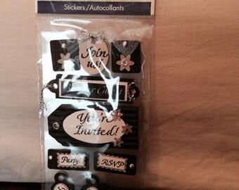 Scrapbooking stickers Wedding Love! New!