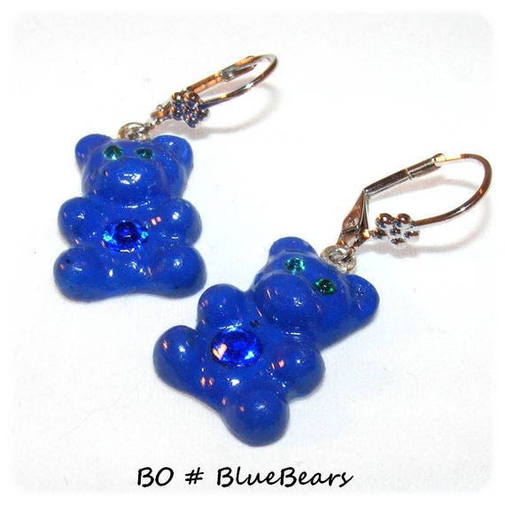Earrings of a kind Designer [BlueBears]