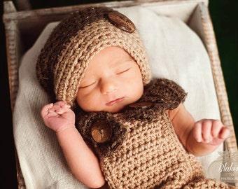 Newborn Coverall Set
