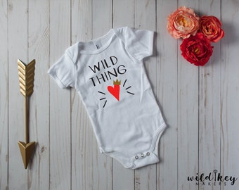 Wild Thing Infant Bodysuit