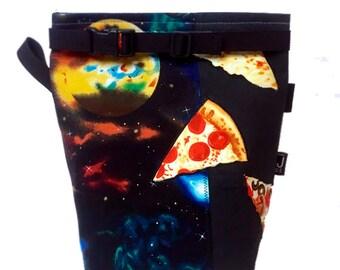 Space Pizza Chalk Bucket
