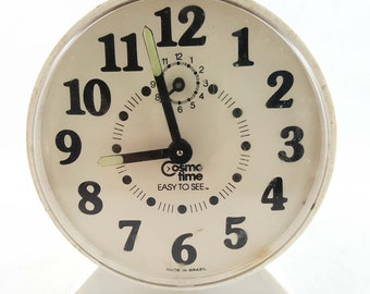 COSMO Time Wind Up Alarm Clock