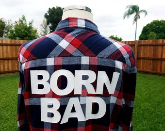 Born Bad Flannel