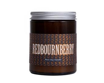 Anvil Creek Co. Places Range - Redbournberry. 30hrs burn time, 150 grams.
