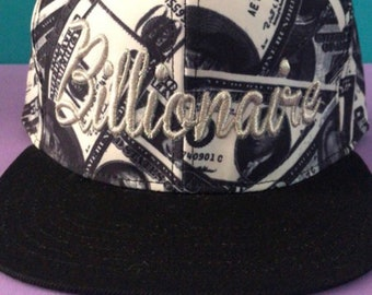 Money Billionaire Hat