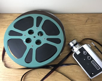 "Three Vintage Film Reels ""Challenge of the Oceans"" ""Beethoven"" ""Lowell Thomas Remembers"""