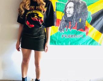 Mortal Kombat Tshirt Vintage