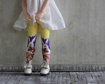 Carrot Cake Blythe Doll Stockings