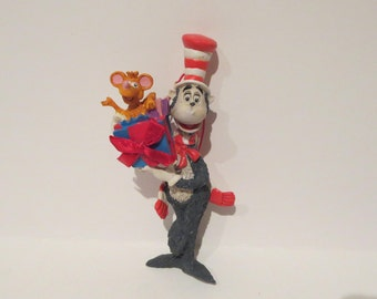 The Cat In The Hat Ornament