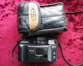Canon sure shot AF -7 vintage camera  /excellent condition / working well