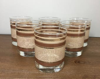 Libbey Hanover Old Fashion Rocks Glasses - Set of 6