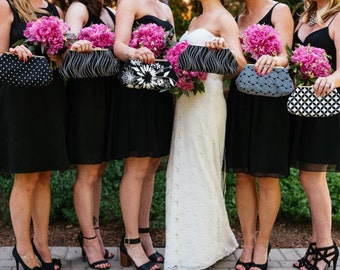Discount for Multiple Clutch Purse Orders  (Your Choice), Wedding Clutch, Bridesmaid Gift, Custom Wedding Gifts,